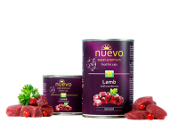 NUEVO CAT LAMB WITH CRANBERRIES 400g