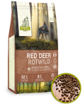 ISEGRIM Forest ADULT Red Deer with Berries GRAIN FREE 12kg - SOB, KUŘE A LESNÍ PLODY