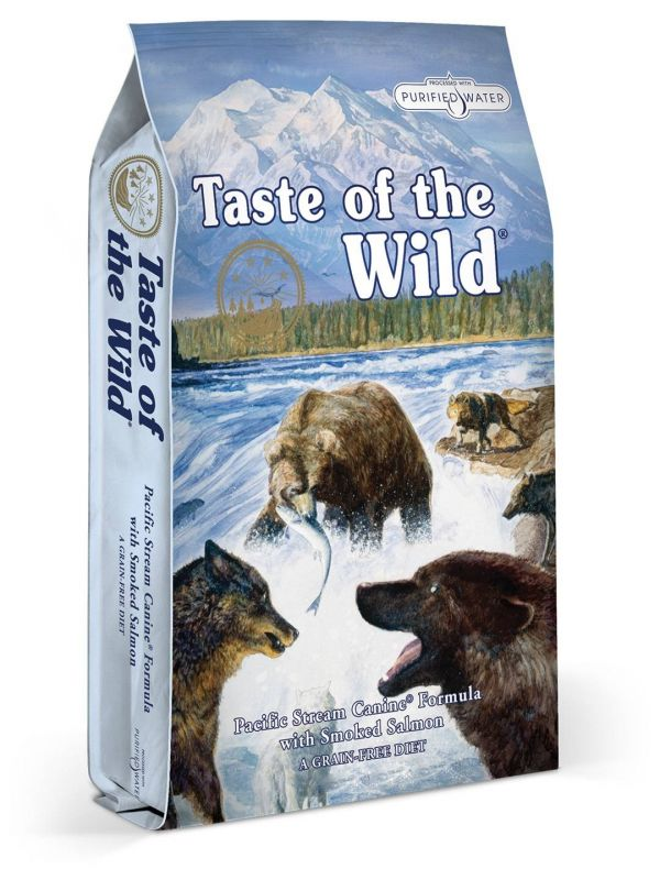 TOW Pacific Stream GRAIN FREE - LOSOS 6kg Taste of the Wild
