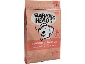 BARKING HEADS POOCHED SALMON GRAIN FREE 18kg - LOSOS