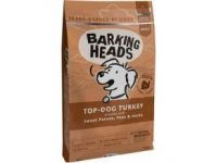 BARKING HEADS TOP-DOG TURKEY GRAIN FREE 12kg - KRŮTA